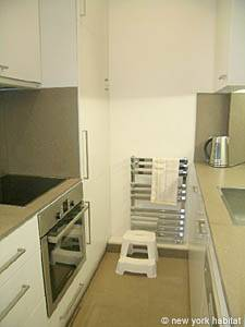 Paris T2 appartement location vacances - cuisine (PA-4074) photo 4 sur 6