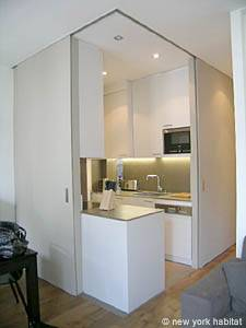 Paris T2 appartement location vacances - cuisine (PA-4074) photo 1 sur 6