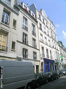 Paris T2 appartement location vacances - autre (PA-4074) photo 7 sur 8