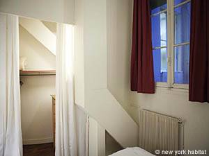Paris T2 logement location appartement - chambre (PA-4077) photo 5 sur 7