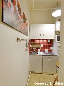 Paris T2 logement location appartement - cuisine (PA-4077) photo 2 sur 3