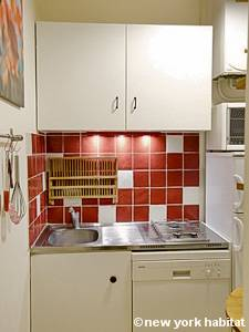 Paris T2 logement location appartement - cuisine (PA-4077) photo 1 sur 3