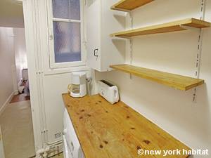 Paris T2 logement location appartement - cuisine (PA-4077) photo 3 sur 3