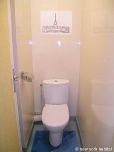 Paris 1 Bedroom apartment - bathroom 2 (PA-4078) photo 1 of 1