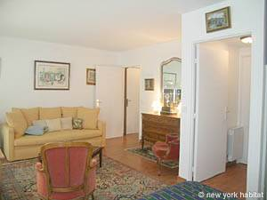 Paris Studio apartment - living room (PA-4079) photo 4 of 10