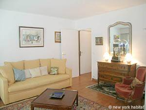 Paris Studio apartment - living room (PA-4079) photo 3 of 10