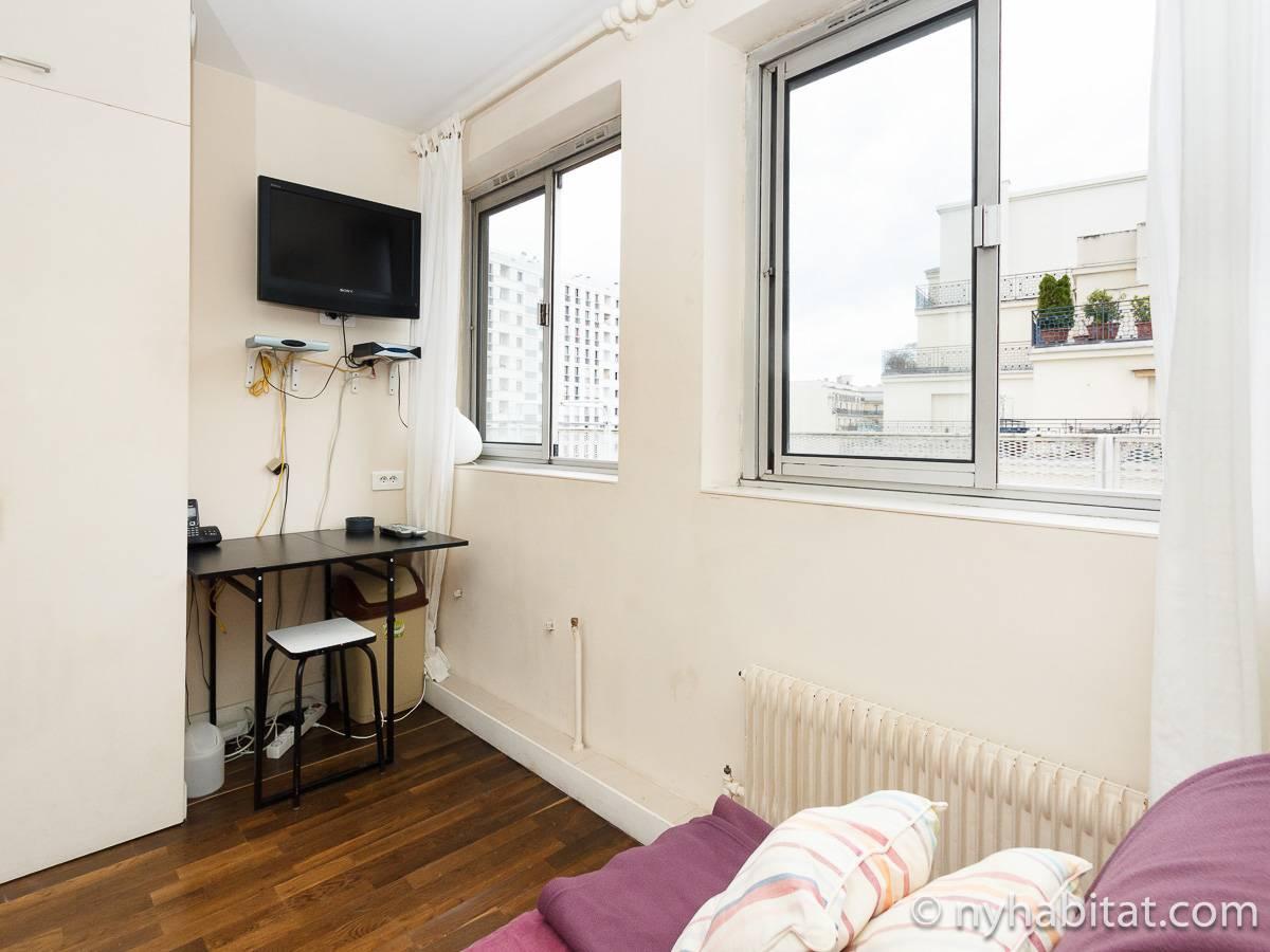 Appartamento a parigi monolocale auteuil pa 4103 for Appartamenti a parigi