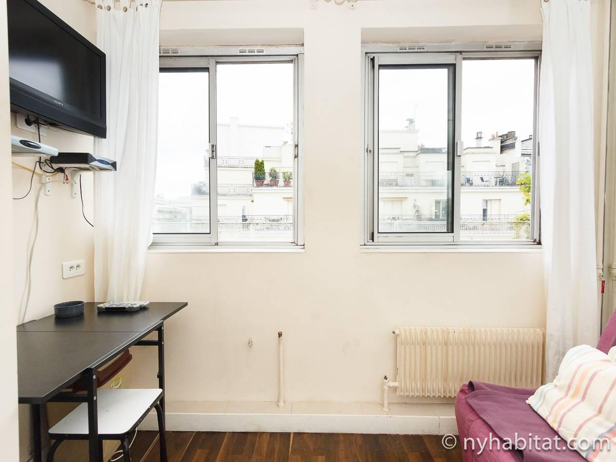 Appartamento a parigi monolocale auteuil pa 4103 for Soggiorno a parigi