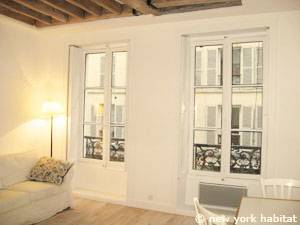 Paris - 1 Bedroom accommodation - Apartment reference PA-4127