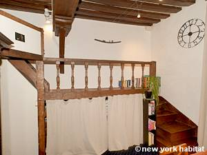 Paris Alcove Studio apartment - living room (PA-4141) photo 7 of 15