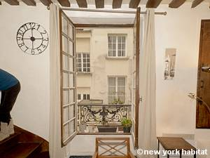Paris Alcove Studio apartment - living room (PA-4141) photo 13 of 15