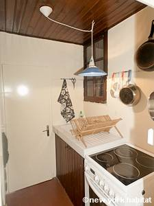 Paris Alcove Studio apartment - kitchen (PA-4141) photo 1 of 5