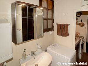 Paris Alcove Studio apartment - bathroom (PA-4141) photo 3 of 4