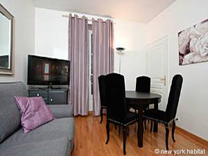 Paris - 1 Bedroom accommodation - Apartment reference PA-4142