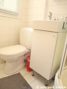 Paris Studio apartment - bathroom (PA-4170) photo 3 of 3