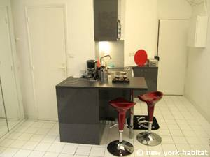 Paris Studio apartment - kitchen (PA-4170) photo 3 of 4