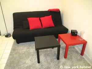 Paris Studio apartment - living room (PA-4170) photo 4 of 6