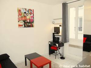 Paris Studio apartment - living room (PA-4170) photo 1 of 6
