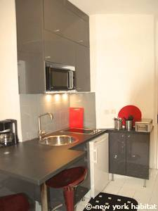 Paris Studio apartment - kitchen (PA-4170) photo 2 of 4