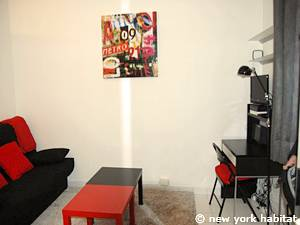 Paris Studio apartment - living room (PA-4170) photo 3 of 6
