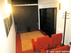 Paris 3 Bedroom - Triplex apartment - living room 4 (PA-4175) photo 1 of 2