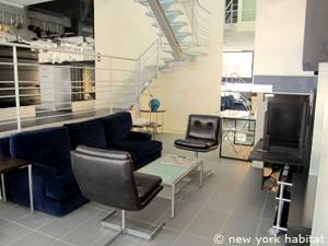 Paris 3 Bedroom - Triplex apartment - living room 2 (PA-4175) photo 2 of 6