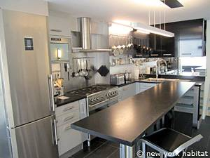 Paris 3 Bedroom - Triplex apartment - kitchen (PA-4175) photo 1 of 4
