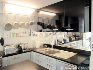 Paris 3 Bedroom - Triplex apartment - kitchen (PA-4175) photo 3 of 4