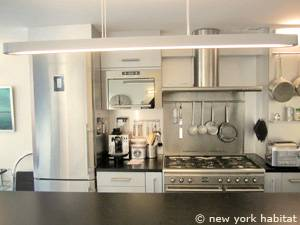 Paris 3 Bedroom - Triplex apartment - kitchen (PA-4175) photo 2 of 4