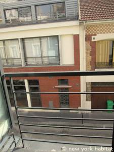 Paris 3 Bedroom - Triplex apartment - bedroom 3 (PA-4175) photo 4 of 6