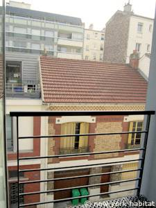 Paris 3 Bedroom - Triplex apartment - bedroom 1 (PA-4175) photo 4 of 6