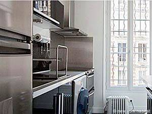Paris 1 Bedroom apartment - kitchen (PA-4192) photo 3 of 4