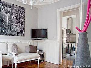 Paris - 1 Bedroom apartment - Apartment reference PA-4192