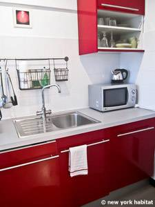Paris Studio accommodation - kitchen (PA-4214) photo 1 of 6