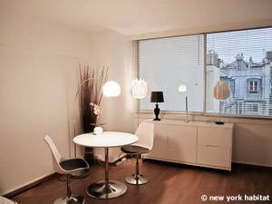 Paris Studio accommodation - living room (PA-4214) photo 2 of 9