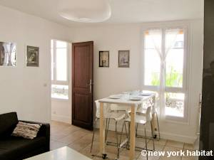 Paris 1 Bedroom accommodation - Apartment reference PA-4234