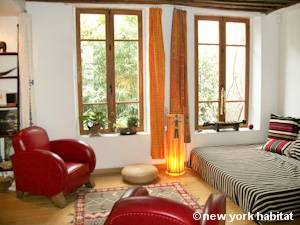 Paris - 1 Bedroom accommodation - Apartment reference PA-4237