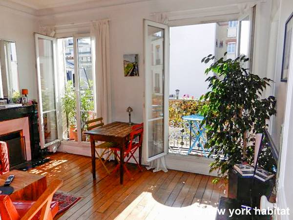 Paris - 1 Bedroom accommodation - Apartment reference PA-4250