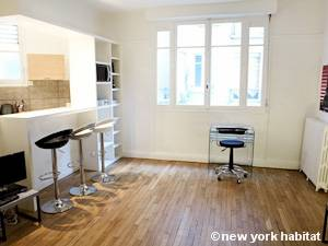 Paris Studio apartment - Apartment reference PA-4253