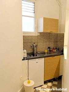 Paris Studio apartment - kitchen (PA-4253) photo 3 of 3