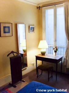 Paris T3 logement location appartement - chambre 1 (PA-4260) photo 2 sur 3