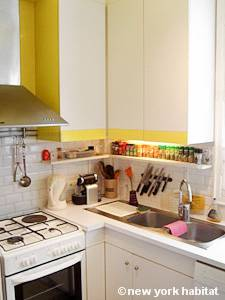 Paris T3 logement location appartement - cuisine (PA-4260) photo 2 sur 4
