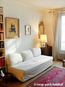Paris T3 logement location appartement - chambre 2 (PA-4260) photo 1 sur 4