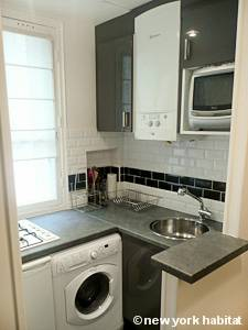 Paris 1 Bedroom accommodation - kitchen (PA-4261) photo 1 of 3