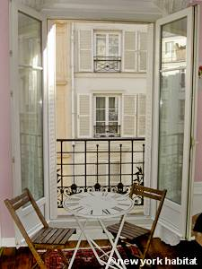 Paris Studio apartment - living room (PA-4263) photo 6 of 10