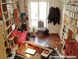 Paris T4 - Loft - Triplex appartement location vacances - chambre 3 (PA-4264) photo 1 sur 2