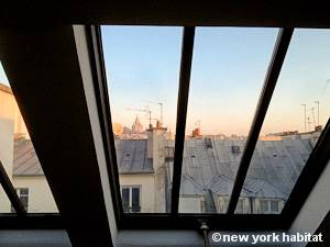 Paris T4 - Loft - Triplex appartement location vacances - chambre 1 (PA-4264) photo 2 sur 3