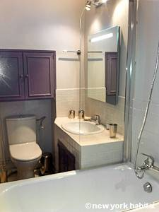 Paris Alcove Studio apartment - bathroom (PA-4266) photo 1 of 2