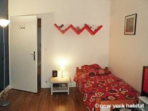 Paris T3 logement location appartement - chambre 2 (PA-4269) photo 1 sur 2