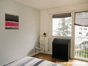 Paris T3 logement location appartement - chambre 1 (PA-4269) photo 2 sur 3